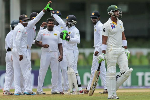 Sri Lanka vs. Pakistan, 2nd Test: Day 3 Highlights, Scorecard and Report