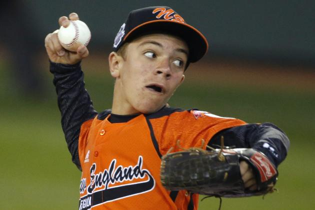 Little League World Series 2014: LLWS Live Stream Schedule and Picks for Day 3