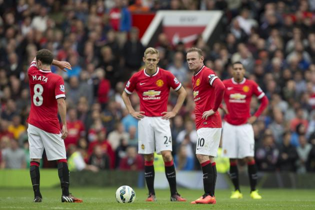 Manchester United vs. Swansea City: Score, Grades, Reaction from Premier League
