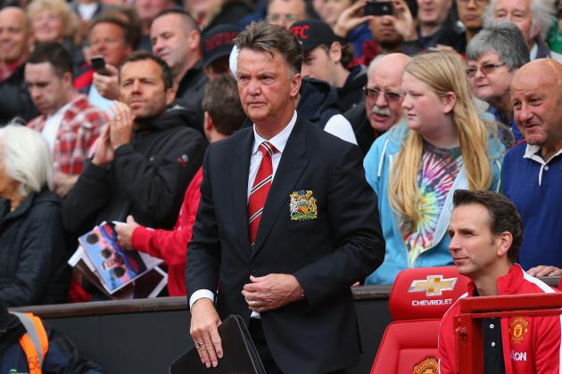 Manchester United vs. Swansea: Post-Game Reaction of Louis Van Gaal, Garry Monk