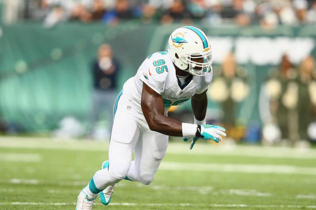 Dion Jordan One of Many Issues for Miami Dolphins