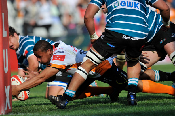 Bonus-Point Win for Cheetahs