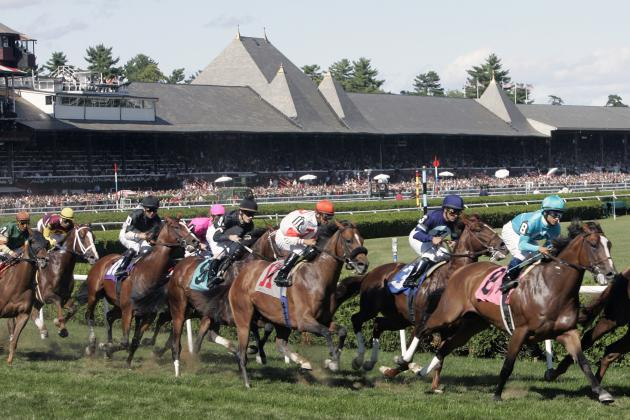Jockey Club Tour on Fox Returns to Saratoga for Sword Dancer