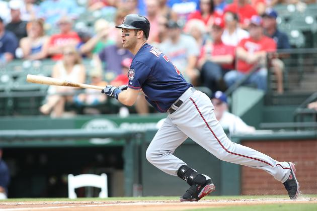 Twins' Joe Mauer Reaches 1,500 Hits and 300 Doubles