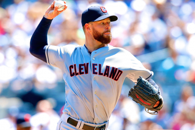 How Corey Kluber Has Broken into Baseball's Elite Starter Class in 2014