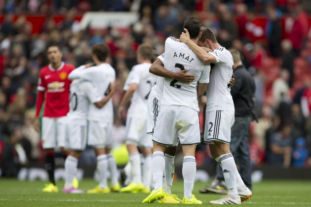 Swansea City Reap Rewards of Shrewd Transfer Window with Win over Man United
