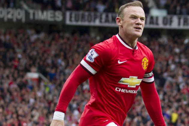 Wayne Rooney Is Not to Blame for Manchester United's Opening Loss