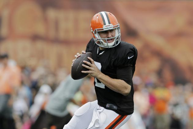 Johnny Manziel Needs Jaw-Dropping Performance Monday to Steal Starting Job