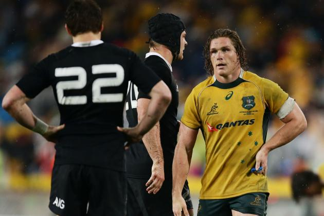 Ewen McKenzie Defends Michael Hooper over Penalty Calls