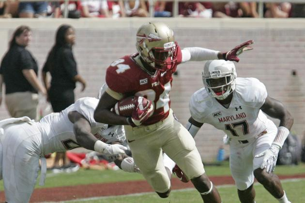 Florida State WR Isaiah Jones Ruled Academically Ineligible for 2014-15 Season