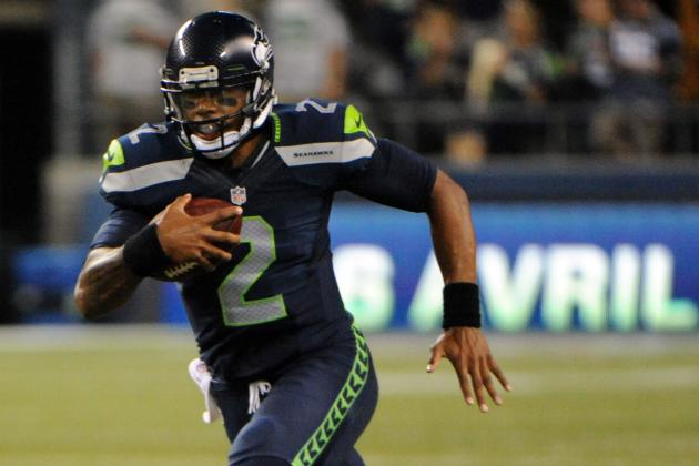 Terrelle Pryor's Preseason Performance Proves He Should Back Up Russell Wilson