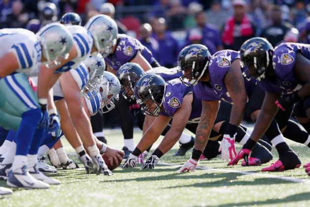 Baltimore Ravens vs. Dallas Cowboys: Live Score, Highlights and Analysis
