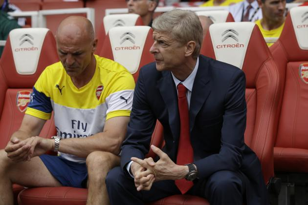 Arsenal vs. Crystal Palace: Post-Game Reaction of Arsene Wenger and Keith Millen