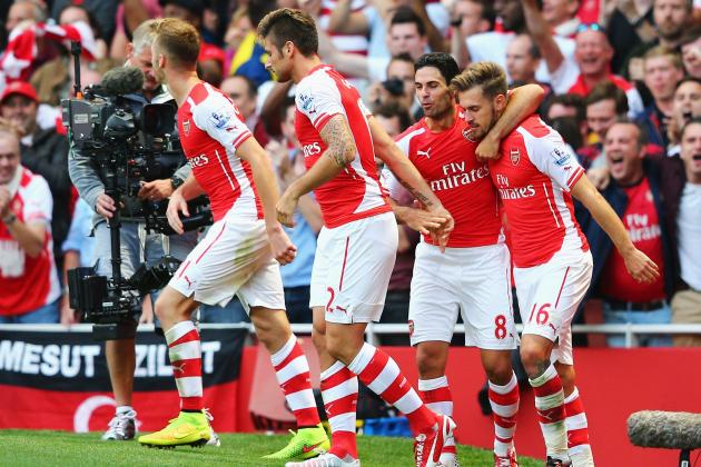 Arsenal vs. Crystal Palace: Score, Grades and Reaction from Premier League