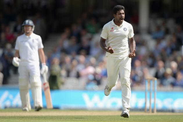 India's Bowlers Have Overshadowed Their Batsmen on Tour of England