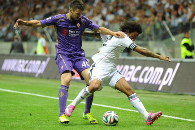 Real Madrid vs. Fiorentina: Score and Report from Pre-Season Friendly