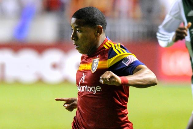 Real Salt Lake Knock Sounders off Their Perch