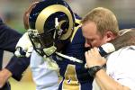 Rams' RB Pead Tears ACL, Done for Year