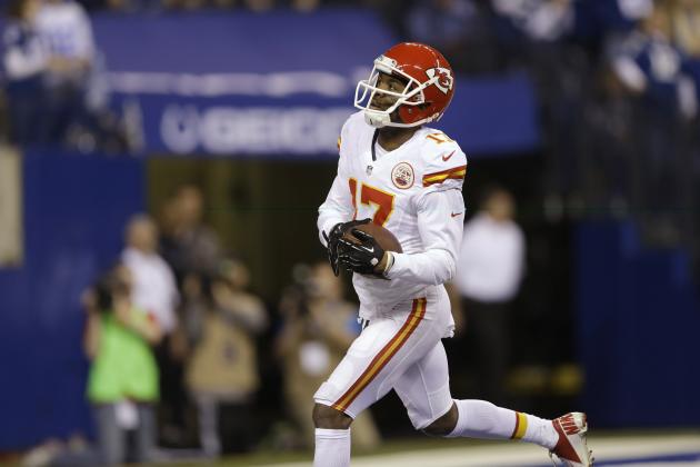 Donnie Avery's Updated Fantasy Outlook Following Suspension of Dwayne Bowe