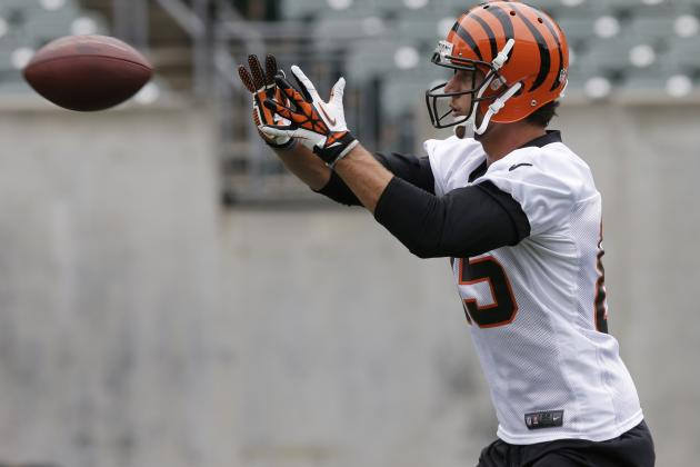 Atkins, Eifert Among 8 Inactives vs. Jets