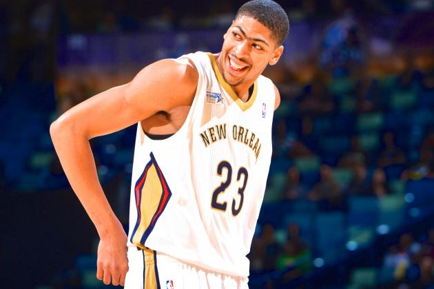 How Soon Will Anthony Davis Be Ready to Contend for NBA MVP?