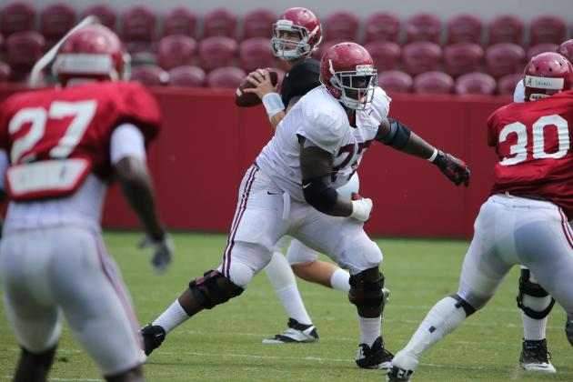Alabama Football: Takeaways and Complete Stats from Tide's Second Fall Scrimmage