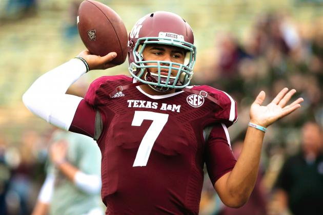 Kenny Hill vs. Kyle Allen: Latest Updates on Texas A&M's QB Battle