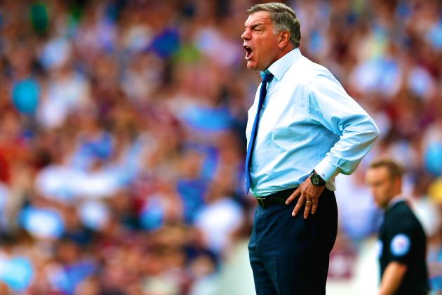 Allardyce Misses Golden Opening Chance to Relieve Pressure on His Shoulders
