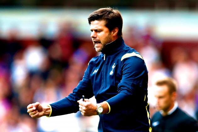 Tottenham Hotspur's English Contingent Guide Pochettino to Win over West Ham