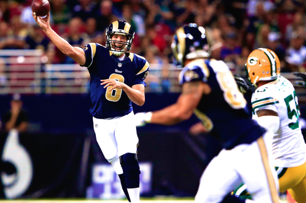 Big Day Against Packers Proves Sam Bradford Is Exactly Where He Needs to Be