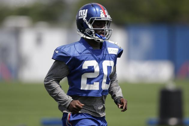 Prince Amukamara Injury: Updates on Giants CB's Groin and Return