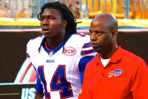 Sammy Watkins Injury: Updates on Bills WR's Ribs and Return