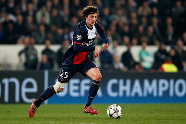 Why Arsenal Don't Need to Make Transfer Move for Adrien Rabiot