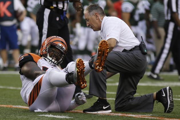 Vontaze Burfict Questionable with Shoulder Injury