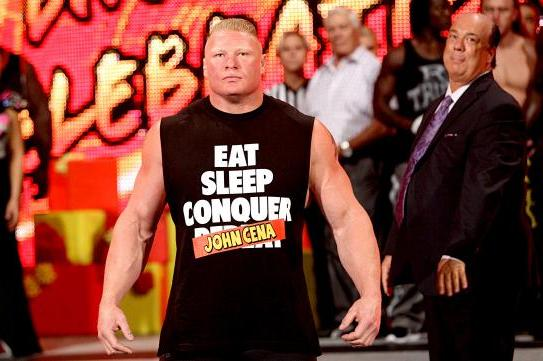 Brock Lesnar's Schedule Has Helped to Build SummerSlam Match with John Cena
