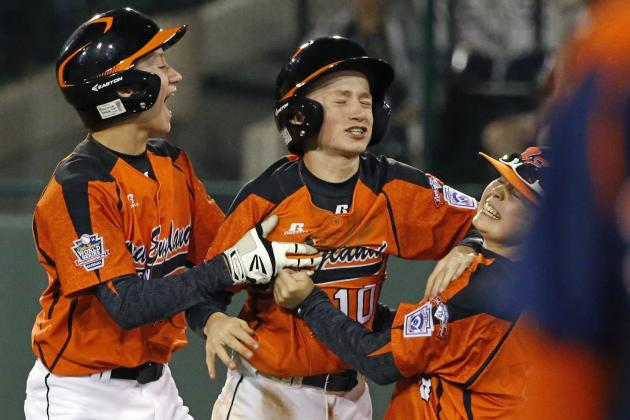 Little League World Series 2014: Day 4 Schedule and Bracket After Day 3 Results