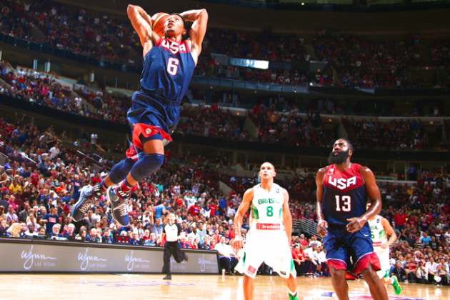 Team USA Basketball vs. Brazil: Live Score, Highlights and Reaction