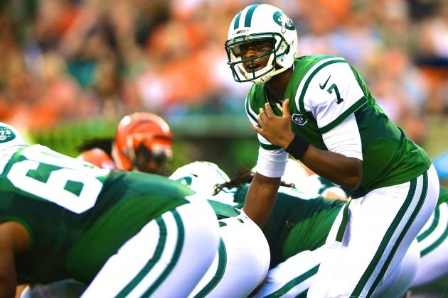Geno Smith Showing Signs of Development with Both Arm and Legs