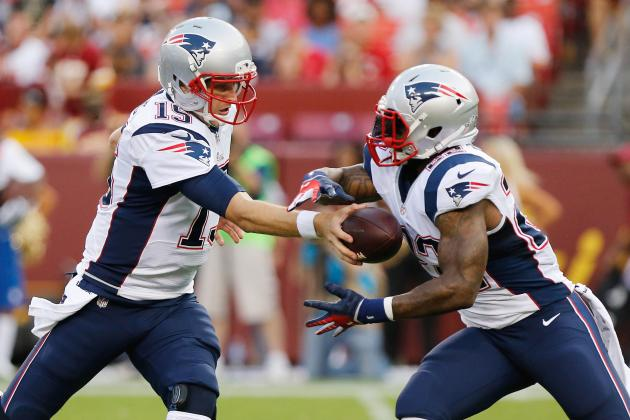 Fumble or Not, Stevan Ridley Needs to Hold on to the Ball