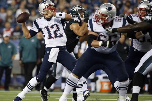 Jordan Devey Enters the Picture in the Patriots Offensive Line Competition