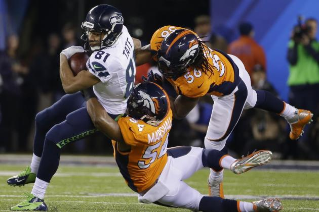 Denver Broncos: Why They Are Equipped to Replace Danny Trevathan