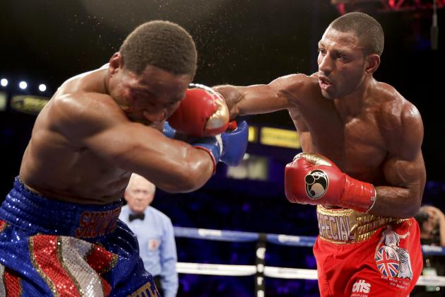 Kell Brook Upsets Shawn Porter; British Blockbuster vs. Amir Khan Should Be Next