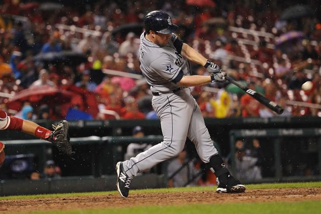 Gyorko Brings Thunder in Rain-Soaked Win