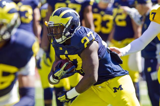 Michigan Football: 5 Takeaways from Wolverines' 'Under the Lights' Scrimmage