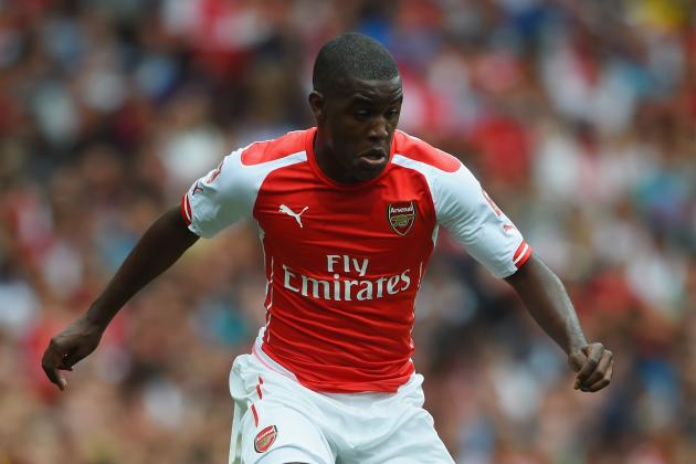 Arsenal Reject Joel Campbell Approach from Liverpool