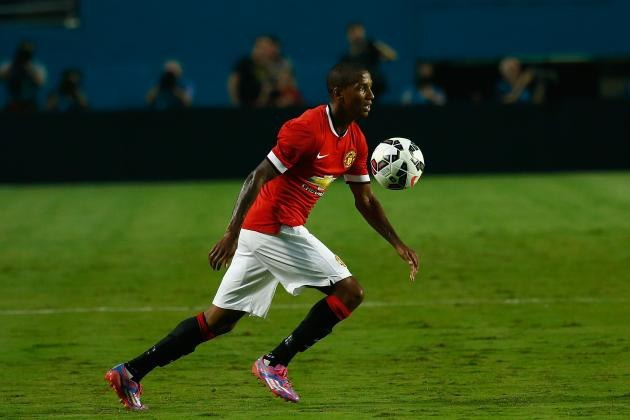Adaptability Key in Louis van Gaal's Decision to Stick with Ashley Young