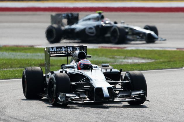 Have McLaren Finally Stopped Their Downward Spiral Through Formula 1?