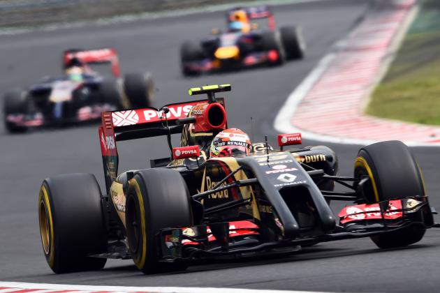 Maldonado Confident of Strong Finish to 2014