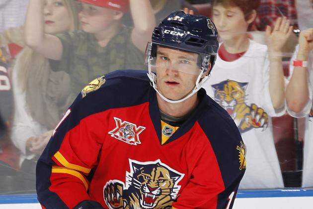 Florida Panthers' Five Questions Focus on Young Forwards, Defense