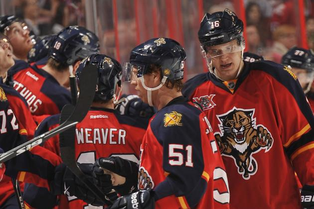 Florida Panthers 2014-15 Projected Lineup, Fantasy Preview